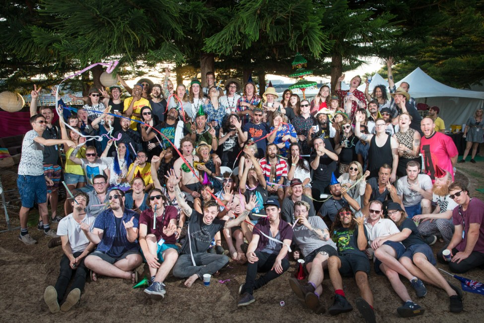 Laneway Festival Fremantle 2015 : Class of 2015