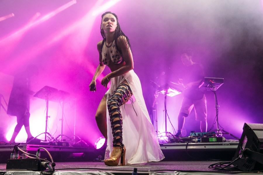 Laneway Festival Adelaide 2015 : FKA Twigs