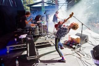 Laneway Festival Fremantle 2015 : Pond