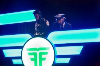 FCX - Ten Years of Future Classic : Flight Facilities - FCX - Ten Years of Future Classic Sydney Opera House