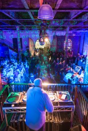 Vivid Music 2015 : Italo Dining and Disco Club Carriageworks Sydney