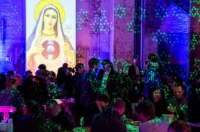 Vivid Music 2015 : Italo Dining and Disco Club Carriageworks Sydney
