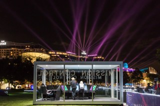 Vivid Sydney 2015 : Mission Control The Star Pyrmont