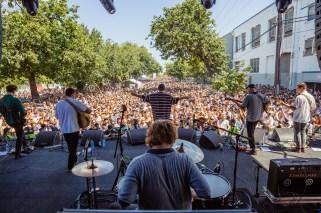 : DMA's - Melbourne Laneway Festival 2016 Footscray Melbourne