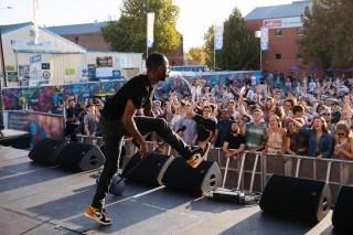 : GoldLink - Adelaide Laneway Festival Adelaide Laneway Festival Adelaide