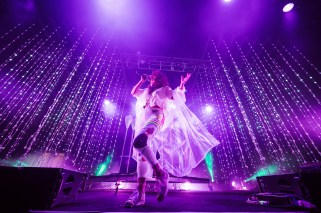 : Purity Ring - Adelaide Laneway Festival Adelaide Laneway Festival Adelaide