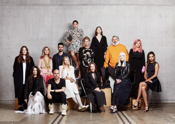 : DNSW Faces of Fashion