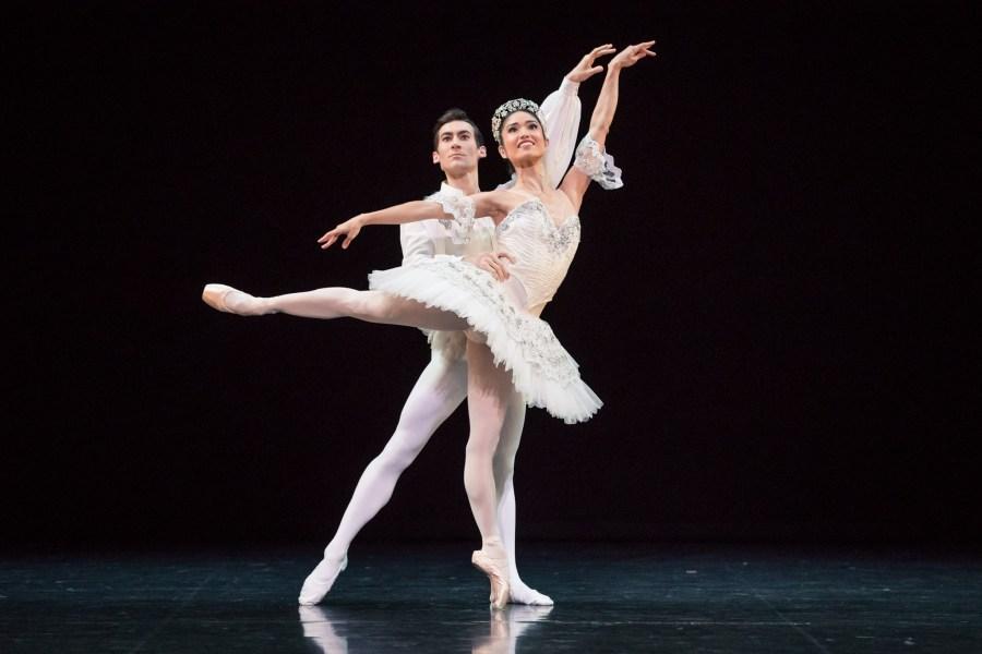: Grand Pas Classique - Symphony in C - 7pm Dress Rehearsal Sydney Opera House Sydney
