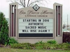 099 Sacred Music