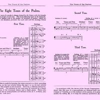 171 The Eight Gregorian Tones (Plainsong) AA