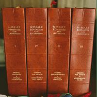 185 Missale Romanum Cum Lectionibus