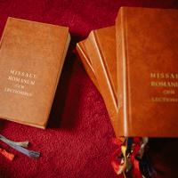 187 Missale Romanum Cum Lectionibus