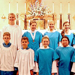 187 Most Pure Heart Choir