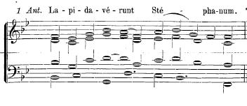 1890 Organum Comitans ad Vesperale (1 of 2)