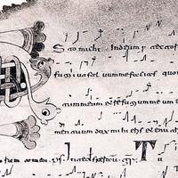 305 Esto Mihi Introit Manuscript