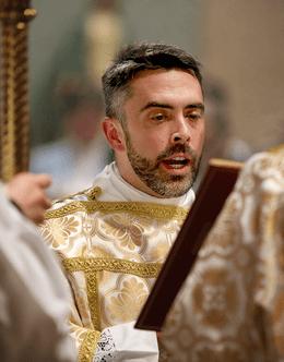 321 Fr. Christopher Smith Father Chris IMAGE