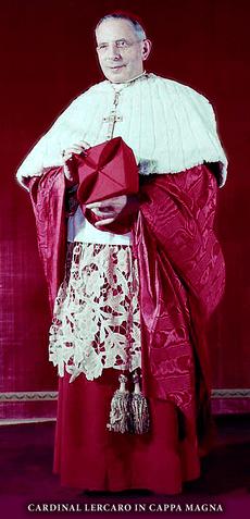 335 Cardinal Lercaro CONSILIUM PRESIDENT