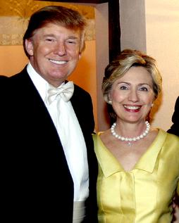 394 Donald Trump Hillary Clinton