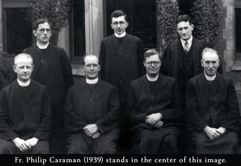 411 Philip Caraman