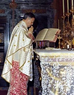 431 Josemaría Escrivá Eucharist