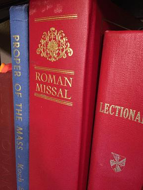 466 ICEL Missal