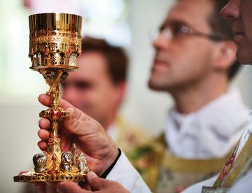 481 Sacred Mass Chalice