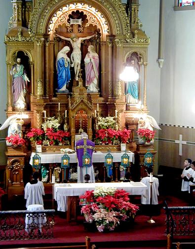 503 liturgical torchbearers lanterns