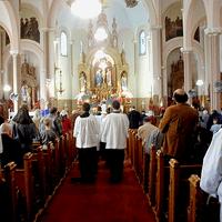 504 liturgical torchbearers lanterns