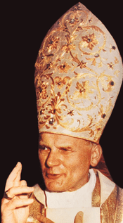 543 Pope John Paul II