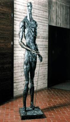 552 Doris Caesar Sculpture
