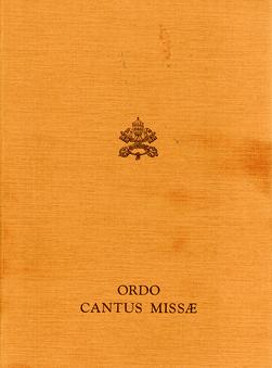 599 Ordo Cantus Missae IMAGE