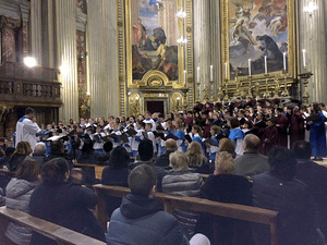 630 Most Pure Heart of Mary Schola Cantorum Rome
