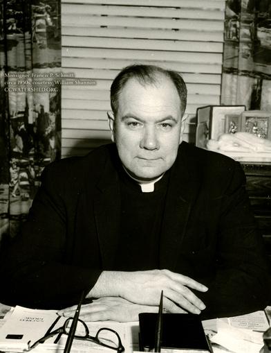 7123 Monsignor Schmitt Photograph
