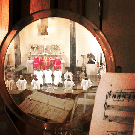 721 D Coolest Solemn Mass Los Angeles With Fr. John Berg