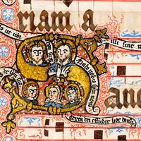 775 Gorgeous Manuscript