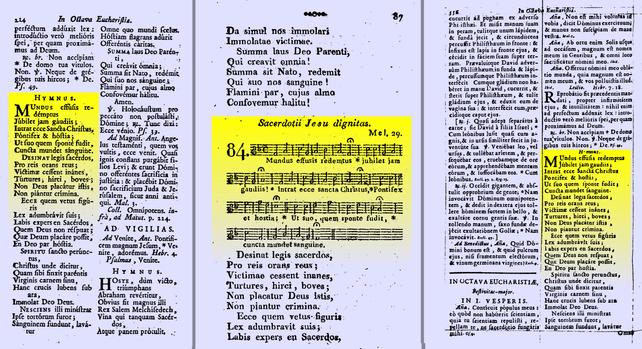 84413 Mundus Effusis Redemptus • the Saint Jean de Brébeuf Hymnal