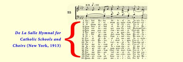 84835 de la salle hymnal 1913