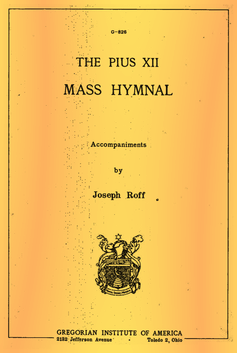 87207 • Pope Pius XII (1959)
