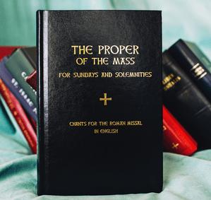 944 Weber Propers Missal Gradual