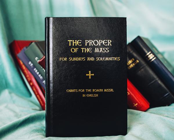 947 Ignatius Press Proper of the Mass in English