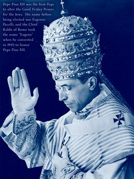 984 Pope Pius XII