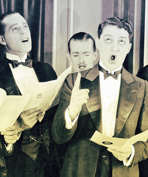 CTL Choral Singer