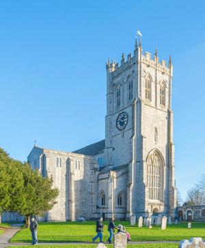 CTL Christchurch Priory
