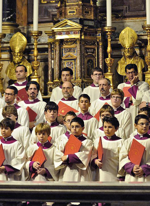CTL Role of Church Choir