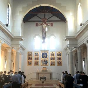 Ben XVI Chapel