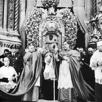 4x Giacomo Cardinal Lercaro