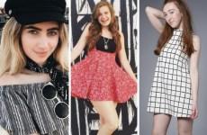 2017 FIDM Fashion Club Scholarship Winners