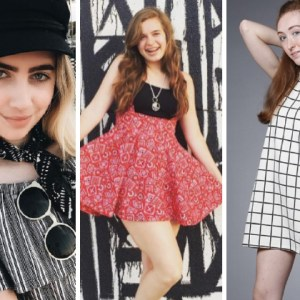 2017 FIDM Fashion Club Scholarship Winners