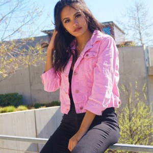 fashion club president serenity saffold is inspired by the world around her