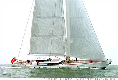 7 Of The Worlds Finest Yachts Hyperion 5 FORTUNE